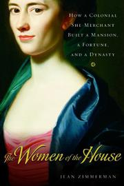 Book Cover for THE WOMEN OF THE HOUSE