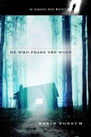 Cover art for HE WHO FEARS THE WOLF