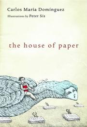 Cover art for THE HOUSE OF PAPER