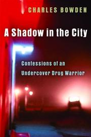 Cover art for A SHADOW IN THE CITY
