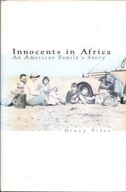 Cover art for INNOCENTS IN AFRICA