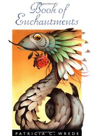 Cover art for BOOK OF ENCHANTMENTS