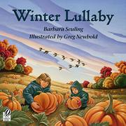 Book Cover for WINTER LULLABY