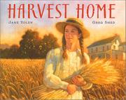 Cover art for HARVEST HOME