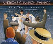 Cover art for AMERICA'S CHAMPION SWIMMER