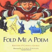 Book Cover for FOLD ME A POEM