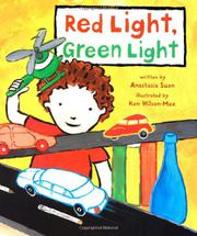 Cover art for RED LIGHT, GREEN LIGHT