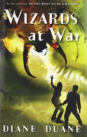 Cover art for WIZARDS AT WAR
