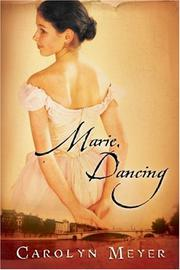 Cover art for MARIE, DANCING