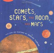 Cover art for COMETS, STARS, THE MOON, AND MARS