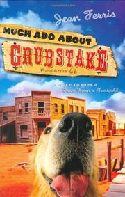 Cover art for MUCH ADO ABOUT GRUBSTAKE