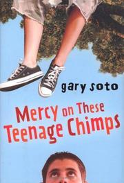 Cover art for MERCY ON THESE TEENAGE CHIMPS