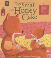 Cover art for TOO SMALL FOR HONEY CAKE