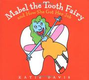 Cover art for MABEL THE TOOTH FAIRY AND HOW SHE GOT HER JOB
