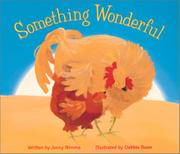 Book Cover for SOMETHING WONDERFUL