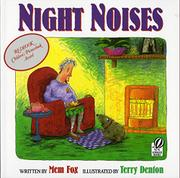 Cover art for NIGHT NOISES