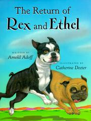 Cover art for THE RETURN OF REX AND ETHEL