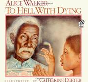 Cover art for TO HELL WITH DYING