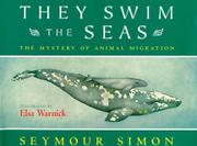 Cover art for THEY SWIM THE SEAS
