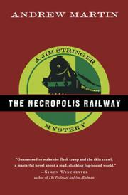 Cover art for THE NECROPOLIS RAILWAY