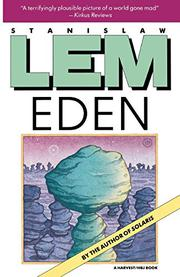 Cover art for EDEN
