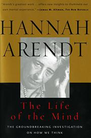 Book Cover for THE LIFE OF THE MIND
