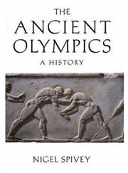Book Cover for THE ANCIENT OLYMPICS
