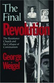 Cover art for THE FINAL REVOLUTION