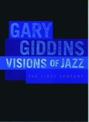 Cover art for VISIONS OF JAZZ