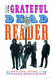 Book Cover for THE GRATEFUL DEAD READER