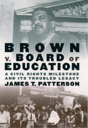 Book Cover for BROWN V. BOARD OF EDUCATION