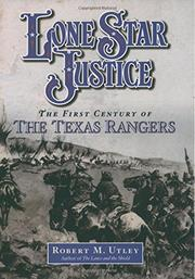 Book Cover for LONE STAR JUSTICE