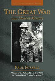 Cover art for THE GREAT WAR AND MODERN MEMORY