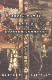 Book Cover for SEVEN MYTHS OF THE SPANISH CONQUEST