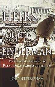 Cover art for HEIRS OF THE FISHERMAN