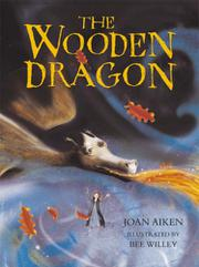 Cover art for THE WOODEN DRAGON