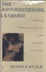 Book Cover for THE APPARITIONAL LESBIAN