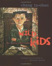 Book Cover for WILD KIDS