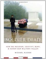 Cover art for SOLDIER DEAD