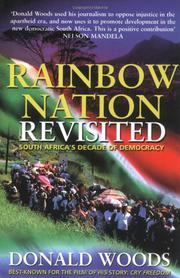 Cover art for RAINBOW NATION REVISITED
