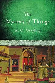 Book Cover for THE MYSTERY OF THINGS