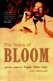 Cover art for THE YEARS OF BLOOM