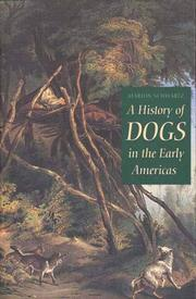 Cover art for A HISTORY OF DOGS IN THE EARLY AMERICAS