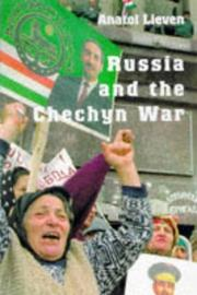 Cover art for CHECHNYA