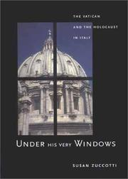 Book Cover for UNDER HIS VERY WINDOWS