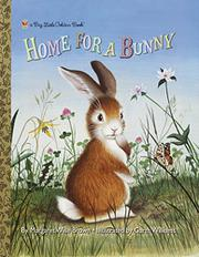 Book Cover for HOME FOR A BUNNY