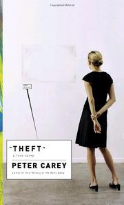 Book Cover for THEFT