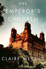 Cover art for THE EMPEROR'S CHILDREN