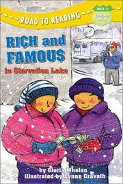 Cover art for RICH AND FAMOUS IN STARVATION LAKE