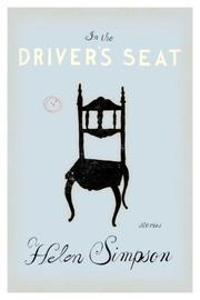Book Cover for IN THE DRIVER'S SEAT